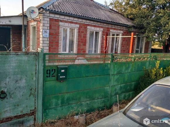 Продается: дом 68.8 м2 на участке 12.27 сот.. Фото 1.
