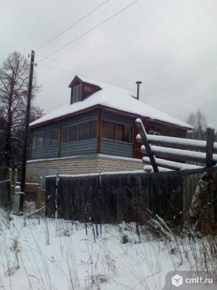 Продается: дом 102.9 м2 на участке 16.6 сот.. Фото 1.
