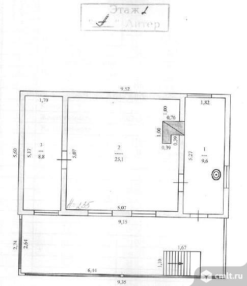 Продается: дом 102.9 м2 на участке 16.6 сот.. Фото 5.