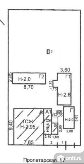 Продается: дом 67.8 м2 на участке 9 сот.. Фото 6.