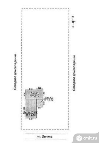 Продается: дом 71.9 м2 на участке 19.8 сот.. Фото 1.