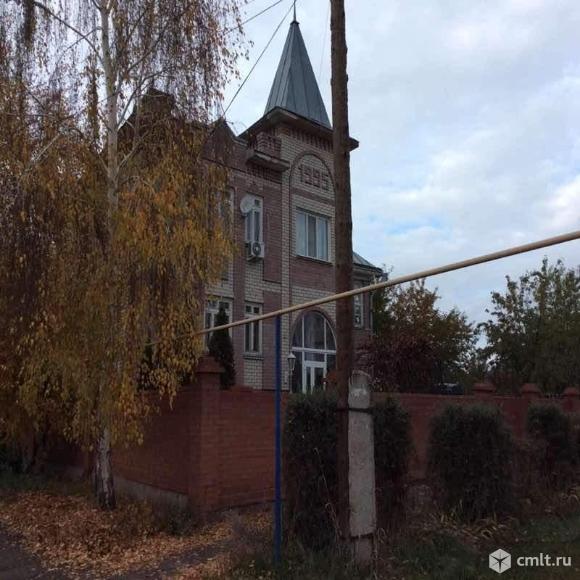 Продается: дом 322.4 м2 на участке 13.33 сот.. Фото 1.