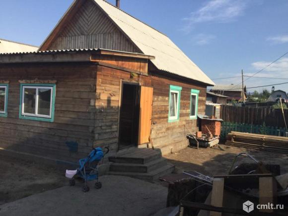 Продается: дом 53.9 м2 на участке 4.4 сот.. Фото 1.