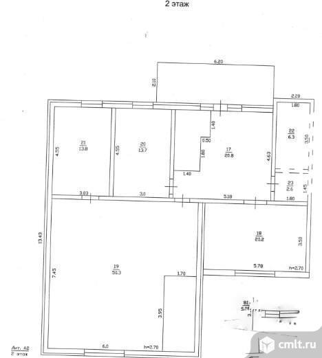 Продается: дом 355.2 м2 на участке 13.68 сот.. Фото 6.