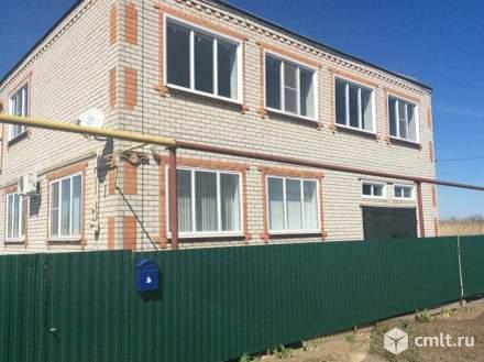Продается: дом 174.6 м2 на участке 4 сот.. Фото 1.