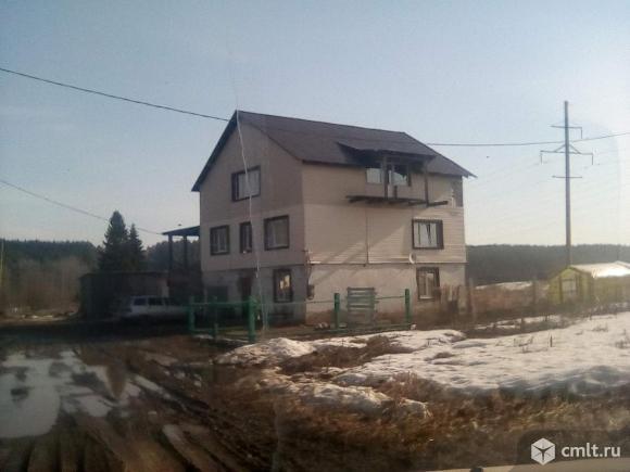 Продается: дом 193.5 м2 на участке 10 сот.. Фото 1.