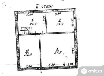 Продается: дом 193.5 м2 на участке 10 сот.. Фото 7.