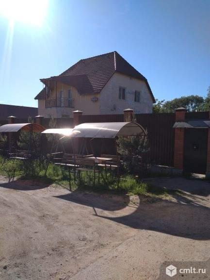 Продается: дом 280.3 м2 на участке 9.88 сот.. Фото 1.