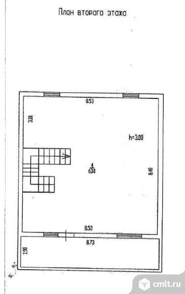 Дом 126 м2 на участке 15.9 сот.. Фото 7.