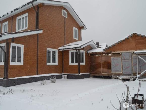 Продается: дом 182 м2 на участке 17 сот.. Фото 1.