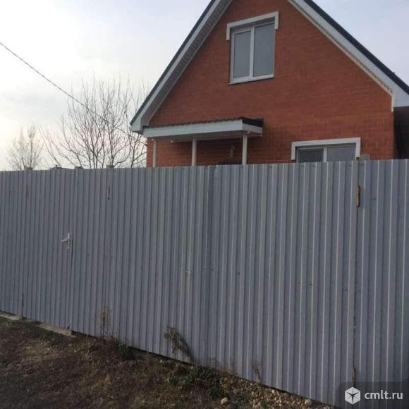 Продается: дом 89.4 м2 на участке 4 сот.. Фото 1.