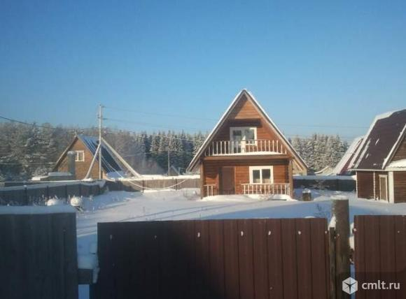 Продается: дом 80 м2 на участке 9.06 сот.. Фото 1.
