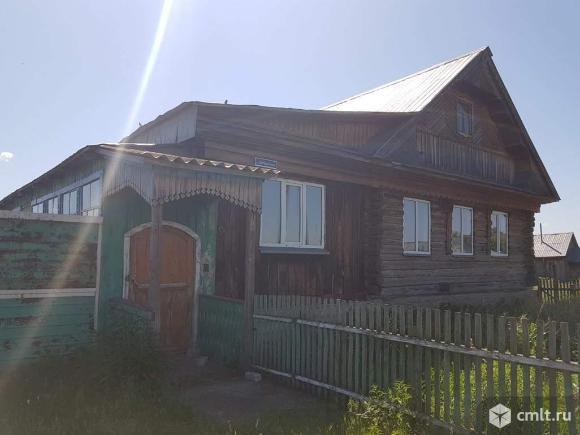 Продается: дом 201.1 м2 на участке 41.93 сот.. Фото 1.