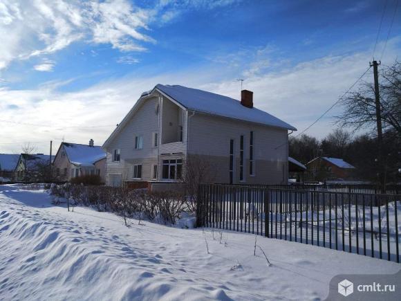 Продается: дом 343.9 м2 на участке 13.84 сот.. Фото 1.