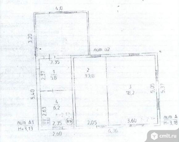 Продается: дом 40.2 м2 на участке 11.91 сот.. Фото 5.