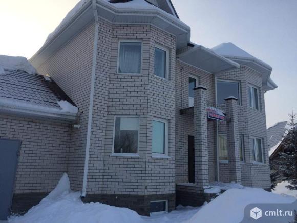 Продается: дом 275.8 м2 на участке 9.76 сот.. Фото 1.