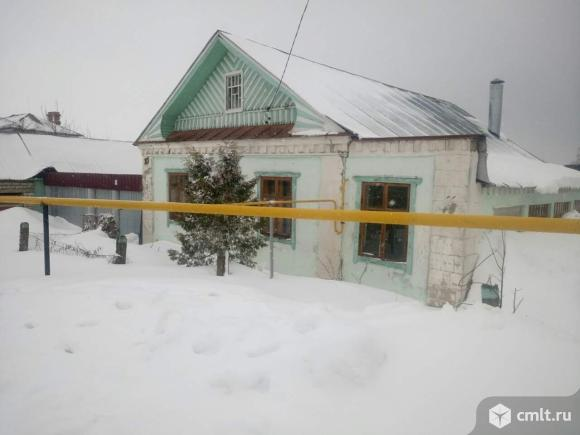 Продается: дом 64.2 м2 на участке 31 сот.. Фото 1.