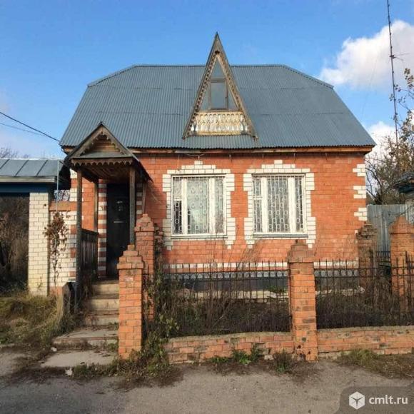 Продается: дом 53.6 м2 на участке 37 сот.. Фото 1.