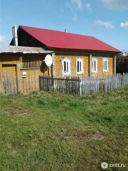 Продается: дом 53.7 м2 на участке 46.45 сот.. Фото 1.