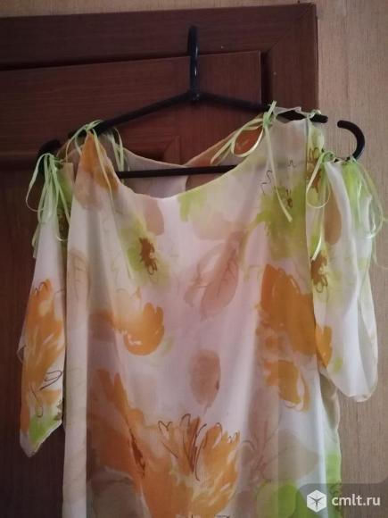 Блузка шифон. Фото 1.