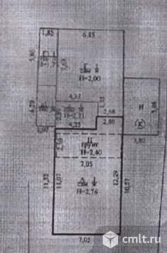 Продается: дом 61 м2 на участке 45 сот.. Фото 7.