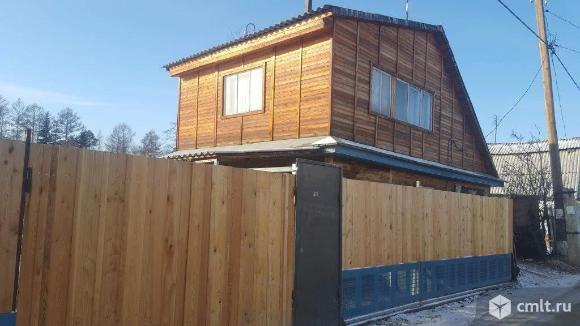 Продается: дом 65.8 м2 на участке 5.99 сот.. Фото 1.