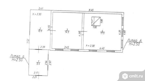 Продается: дом 32 м2 на участке 26.21 сот.. Фото 6.