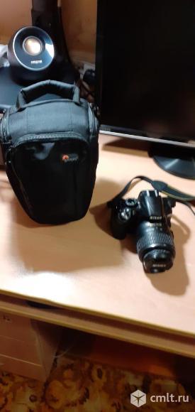 Фотоаппарат цифровой Nikon D3100 18-55 VR Kit. Фото 1.
