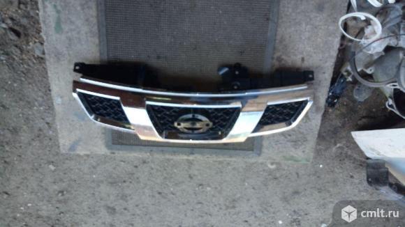 Решетка радиатора 62310JG50A Ниссан Икстрейл Т31Зайдите на наш сайт