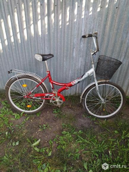 Велосипед Форвард. Фото 1.