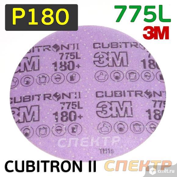 Круг шлифовальный ф150 3M 775L (Р180) Cubitron™ II. Фото 1.