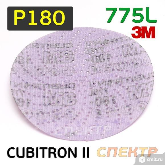 Круг шлифовальный ф150 3M 775L (Р180) Cubitron™ II. Фото 2.