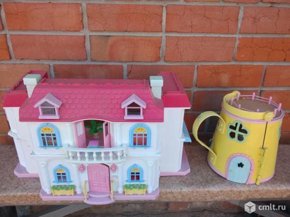 Продам детский кукольный домик-2шт. Фото 3.