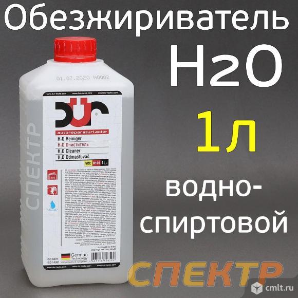 Очиститель водно-спиртовой DUR D125 (1л). Фото 1.