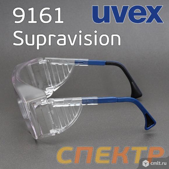 Очки UVEX 9161 ВИЗИТОР Supravision с покрытием. Фото 4.