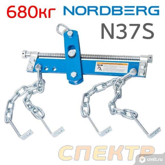 Траверса для гаражного крана Nordberg N37S (680кг). Фото 1.