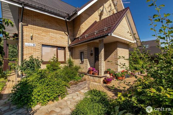Продается: дом 177.1 м2 на участке 11.4 сот.. Фото 7.