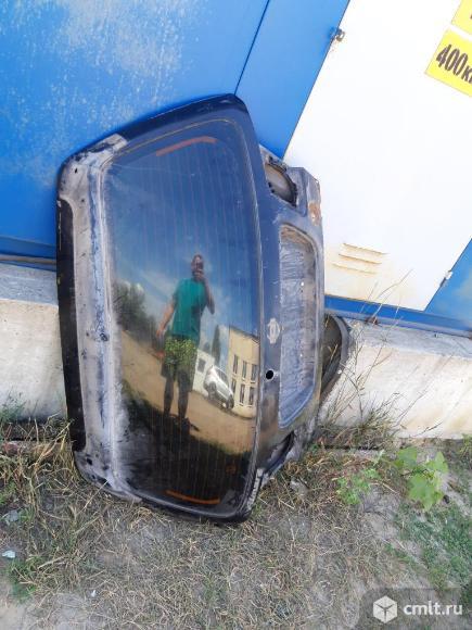 Крышка багажника ниссан альмера н15. Фото 3.