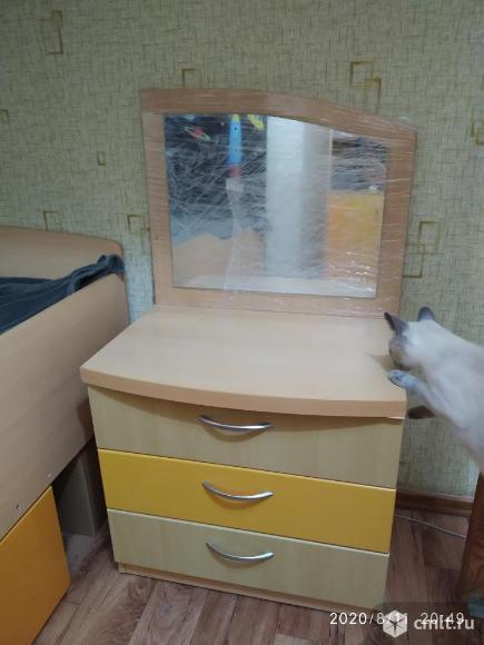 Кровать даухярусная+комод. Фото 3.