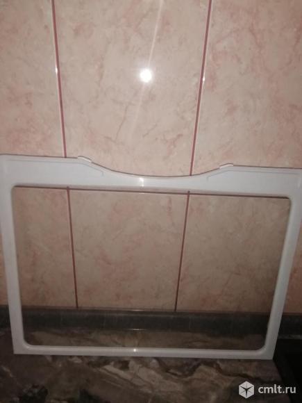 Полка стеклянная для холодильника Samsung. Фото 5.