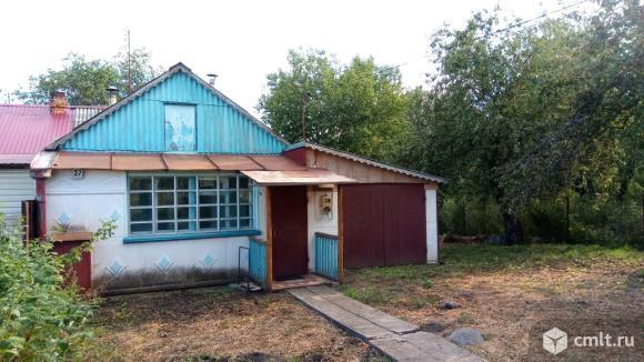Часть дома 47 кв.м. Фото 1.