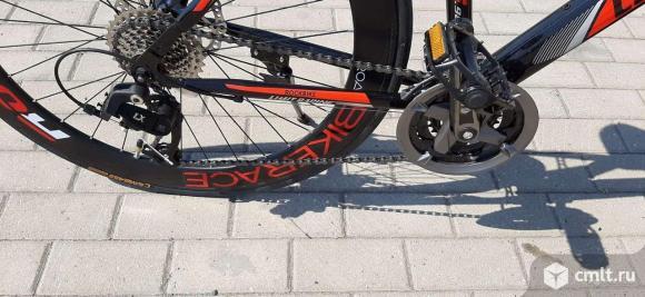 Шоссейный велосипед. Фото 3.