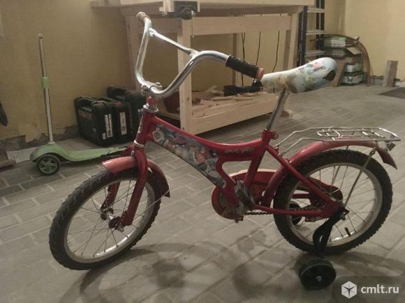 Велосипед на ребенка 3-6 лет. Фото 1.