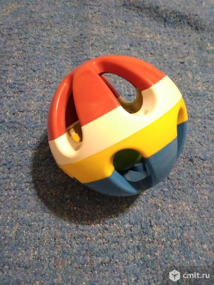 Игрушки-погремушки детские (за 3 шт). Фото 7.