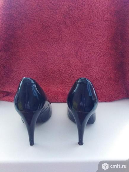 Туфли ( кожа ). Фото 5.