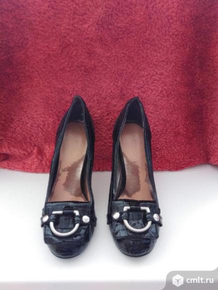 Туфли ( кожа ). Фото 1.