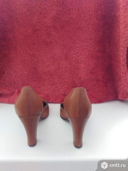 Туфли ( кожа ). Фото 6.