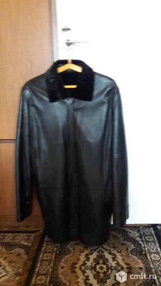 Продам кожаную куртку 1 шт.. Фото 1.