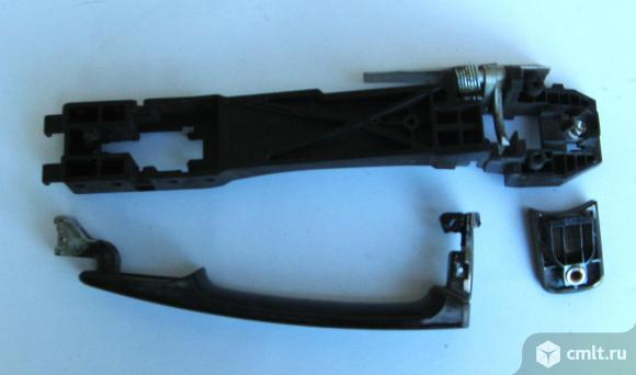 Ручка двери Nissan x-Trail. Фото 1.
