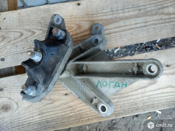 Подушка, кронштейн коробки передач Рено Логан 1 6001548623, 6001548623Зайдите на наш сайт www.autouzel.com